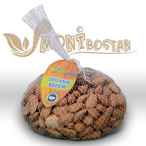 Organik Yumuşak Kabuklu Badem (1 kg)