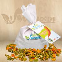 Organik Tatlı Kıl Biber Kurusu (100 g)