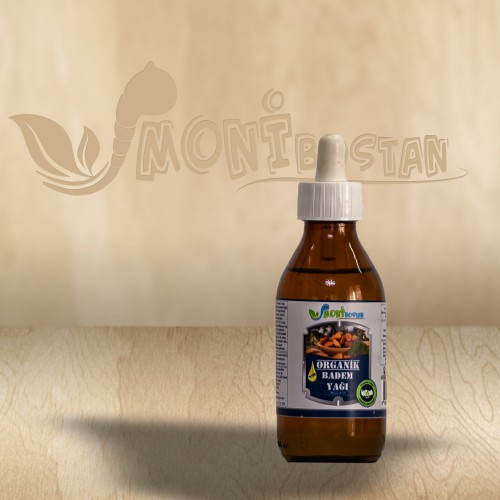 Organik Badem Yağı (100 ml)