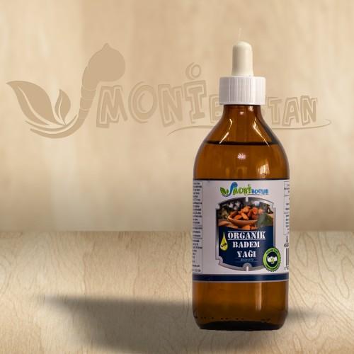 Organik Badem Yağı (200 ml)